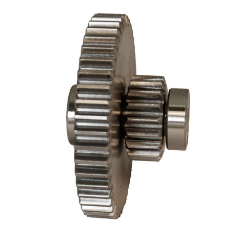 Part - Step Gear with 2 Bearings for # 22 & 32 Big Bite Grinders # 781 & 782