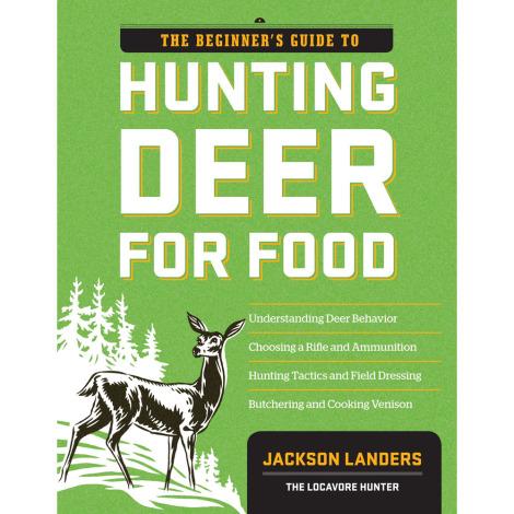 Hunting Deer For Food Book