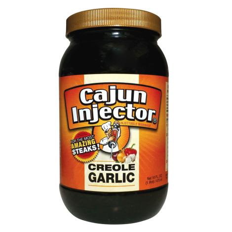 Cajun Injector Creole Garlic Marinade