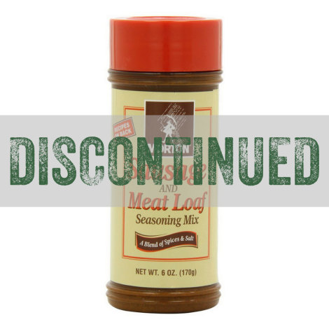 Discontinued Morton Sausage & Meat Loaf Mix