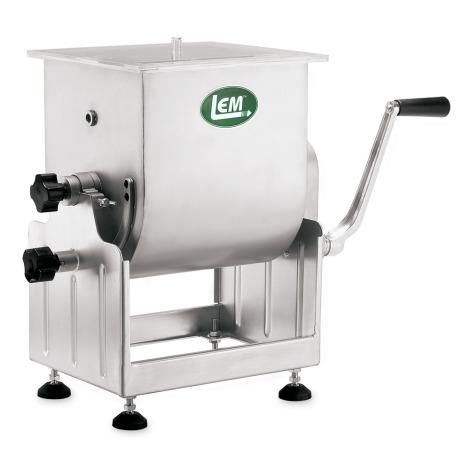 Big Bite Tilt Meat Mixer - 50 lb. Capacity