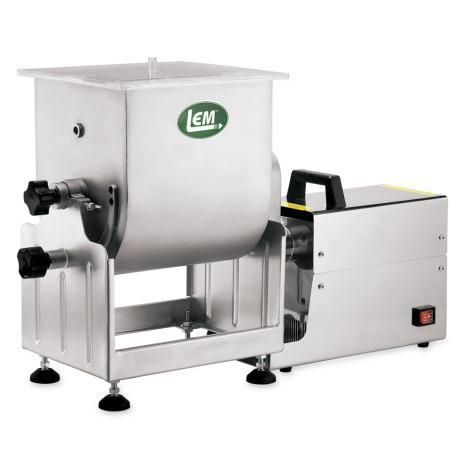 Big Bite Tilt Meat Mixer - 25 lb. Capacity