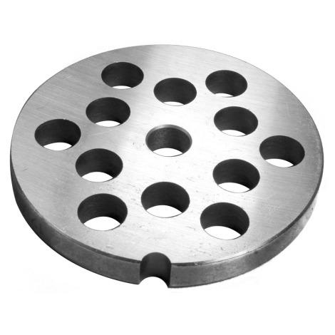 """# 8 Grinder Plates - 12mm (1/2"""")"""