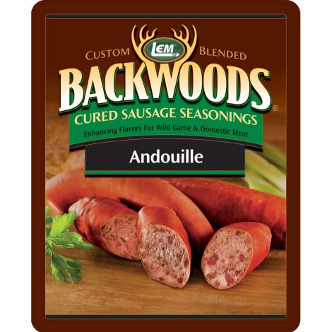 Backwoods Andouille Cured Sausage Seasoning