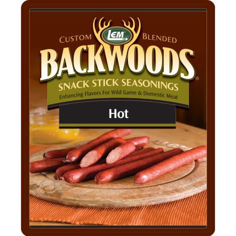 Backwoods Hot Snack Stick Seasoning