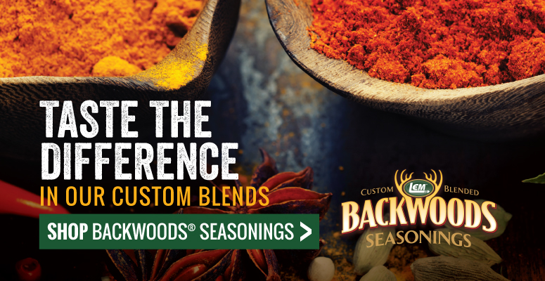 Taste The Difference In Our Custom Blends | Shop Backwoods Seasonings
