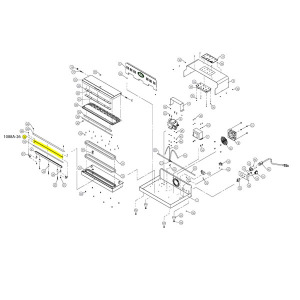 Schematic - Heating Element for MaxVac Vacuum Sealers