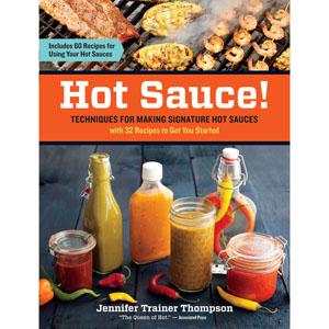 Hot Sauce! Book