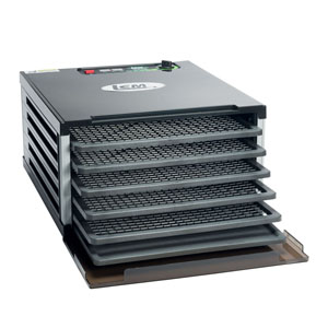 Mighty Bite 5-Tray Single Door Countertop Dehydrator