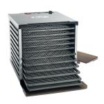 10-Tray Double Door Countertop Dehydrator