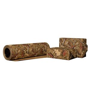 Camo Freezer Paper Gift Wrap