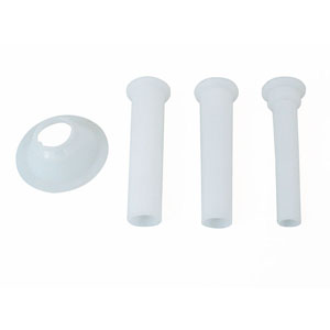 3 Pack Stuffing Tubes For Grinders
