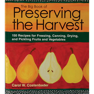 Preserving The Harvest Book