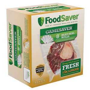 FoodSaver GameSaver 8