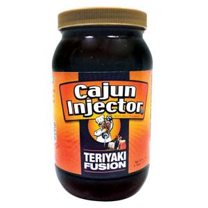 Cajun Injector Teriyaki Fusion Marinade