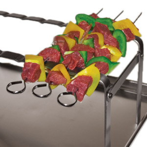 Jerky Hanger With 9 Skewers And Seasoning