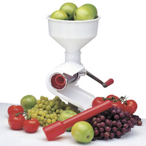 Manual Food Strainer