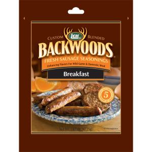 Backwoods Breakfast Fresh Sausage Seasoning - Makes 5 lbs.