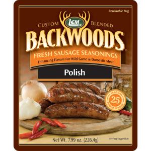 Backwoods Polish Fresh Sausage Seasoning - Makes 5 lbs.