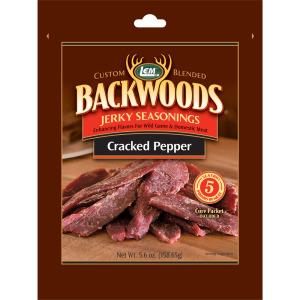 Backwoods Cracked Pepper Jerky Seasoning - Makes 5 lbs.