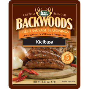 Backwoods Kielbasa Fresh Sausage Seasoning - Makes 25 lbs.