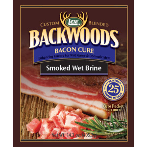 Backwoods Bacon Cure Smoked Wet Brine