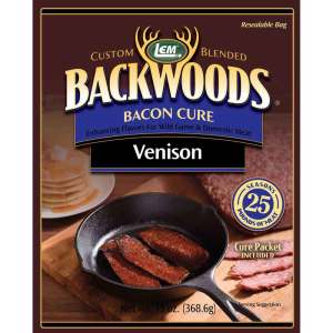Backwoods Venison Bacon Seasoning Cure