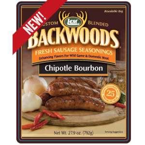 Backwoods Chipotle Bourbon Fresh Sausage Seasoning