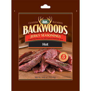 Backwoods Hot Jerky Seasoning - Makes 5 lbs.