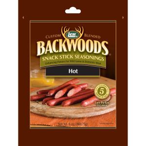 Backwoods Hot Snack Stick Seasoning - Makes 5 lbs.