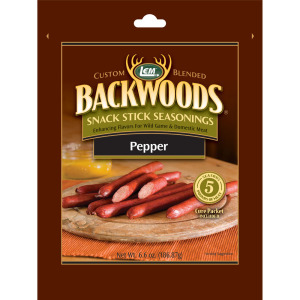 Backwoods Pepper Snack Stick Seasoning - Makes 5 lbs.