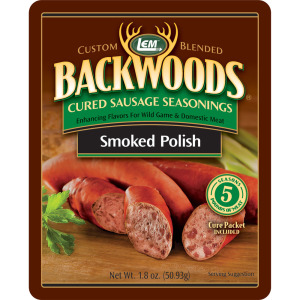 Backwoods Smoked Polish Cured Sausage Seasoning - Makes 5 lbs.
