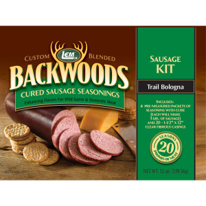 Backwoods Trail Bologna Kit - Makes 20 lbs.