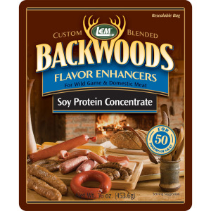 Backwoods Soy Protein Concentrate