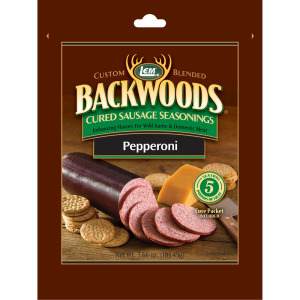 Backwoods Pepperoni Cured Sausage Seasoning - Makes 25 lbs.