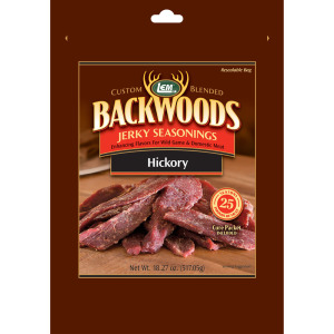 Backwoods Hickory Jerky Seasoning - Makes 25 lbs.