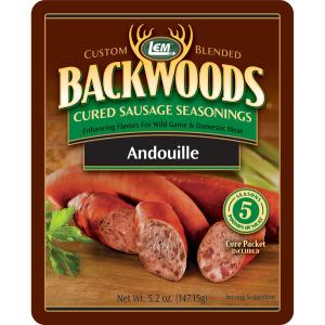 Backwoods Andouille Cured Sausage Seasoning - Makes 5 lbs.