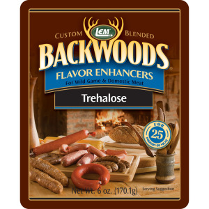 Backwoods Trehalose - 6 oz. For 25 Pounds Of Meat
