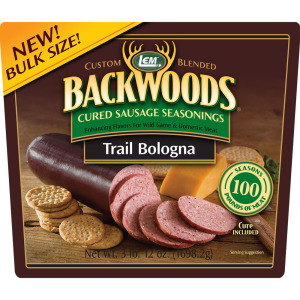 Backwoods Trail Bologna Cured Sausage Seasoning - Makes 100 lbs.