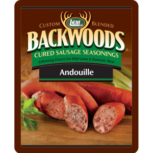 Backwoods Andouille Cured Sausage Seasoning