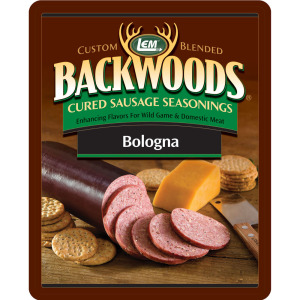 Backwoods Bologna Cured Sausage Seasoning - Backwoods Bologna Seasoning Makes 25 lbs.