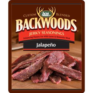Backwoods Jalapeno Jerky Seasoning - Jalapeno Makes 5 lbs.
