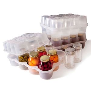 JarBox for Pint & Quart Jars - JarBox for Quart Jars