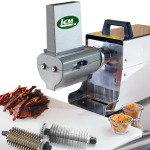 2 In 1 Jerky Slicer/Tenderizer Attachment For Grinder