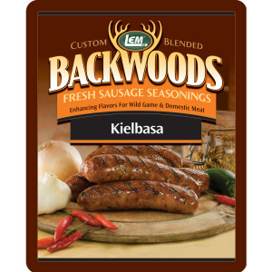 Backwoods Kielbasa Fresh Sausage Seasoning - Backwoods Kielbasa Seasoning Makes 25 lbs.