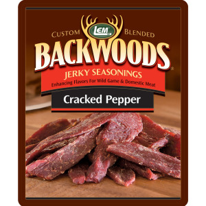 Backwoods Cracked Pepper Jerky Seasoning