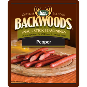 Backwoods Pepper Snack Stick Seasoning - Pepper Stick Seasoning Makes 20 lbs.