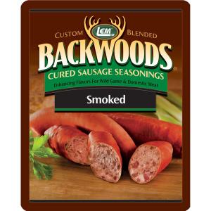 Backwoods Smoked Sausage Cured Sausage Seasoning