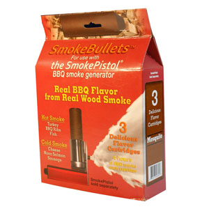Smoke Pistol Mesquite Cartridge