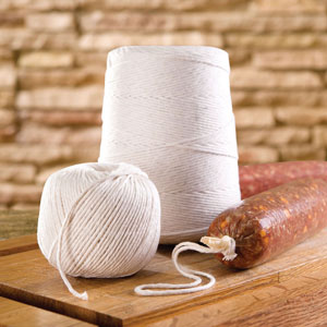 Cotton Twine - Cotton Twine 1/2 lb. Ball